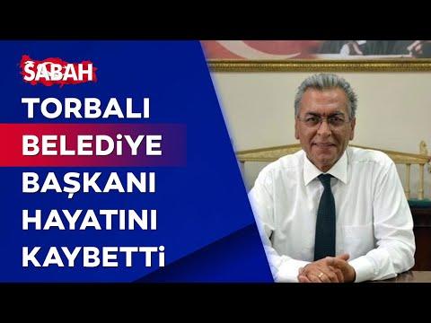 Torbalı Belediye Başkanı Ramazan İsmail Uygur hayatını kaybetti!