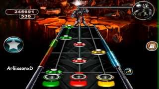 [MP3] Guitar Hero 6 Android - Arch Enemy - Nemesis 100% Expert 276K @ArliissonxD