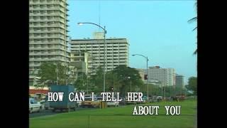 How Can I Tell Her (Karaoke)