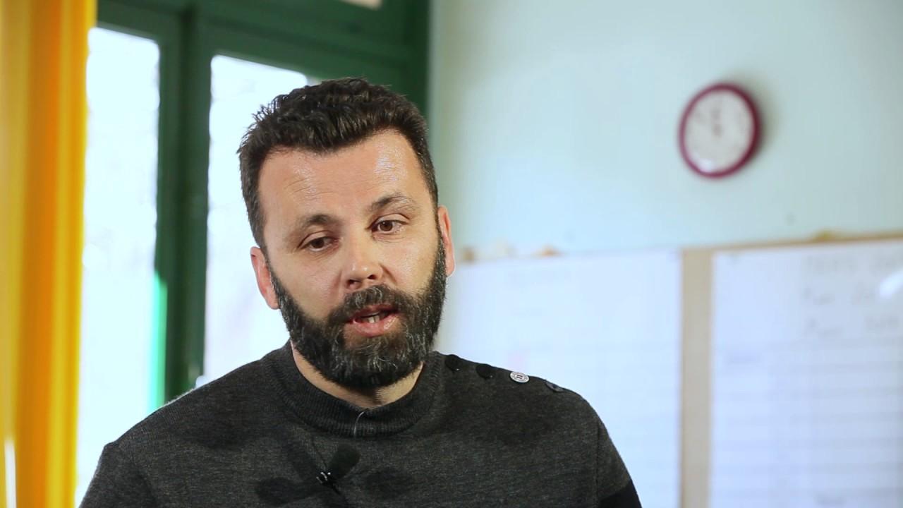 Interview d'Arnaud Diaz, Président de l'association Que la montagne est rebelle !
