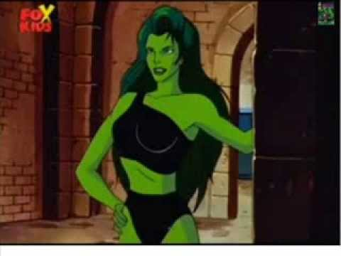 muscle growth she hulk version photo - YouTube