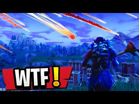 COMETS ARE FALLING! | April 18th - Impact Day!? ( Fortnite Meteor Theory )