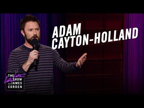 Adam Cayton-Holland Stand-Up