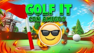 Golf it Con Amigos | Roblox
