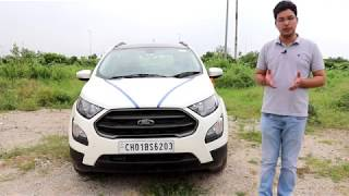 Ford EcoSport Titanium S 2018 | Best Compact SUV in India