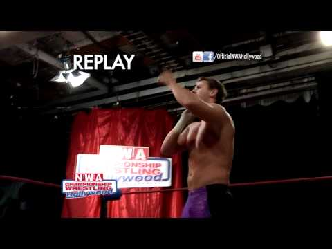 "Kyle Webb Vs. ""Lats"" Chandler - NWA Hollywood (HD) (6/10/12)"