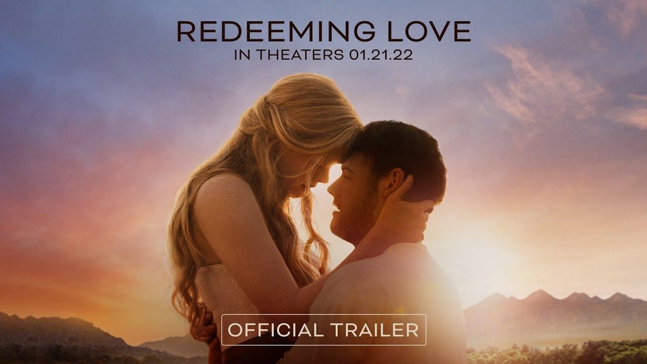 Download REDEEMING LOVE - OFFICIAL TRAILER HD