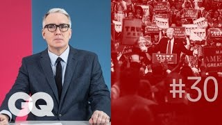 The Normalization of Violence at Trump Rallies | The Closer with Keith Olbermann | GQ by : GQ