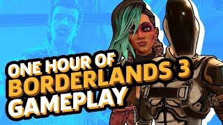 One Full Hour Of Borderlands 3 Gameplay - Amara the Siren