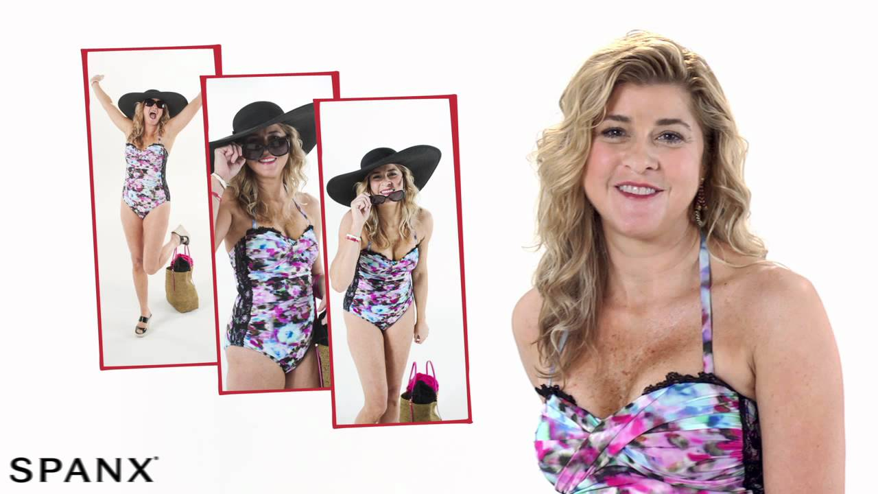 b16c36f08f6 SPANX Real Women Swim Makeovers - YouTube