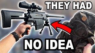 Backpack Sniper SURPRISE | Nemesis Arms Vanquish | Swamp Sniper