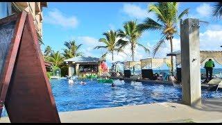 Обзор отеля Lavanga Resort & Spa 5*, Hikkaduwa, Шри - Ланка - новый современный отель!