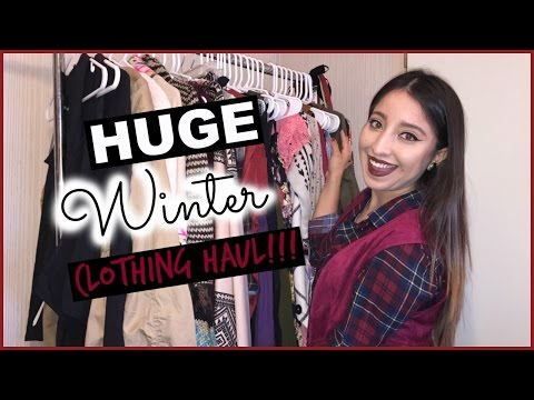 HUGE Winter Haul: Papaya, Rue 21, Ross +...