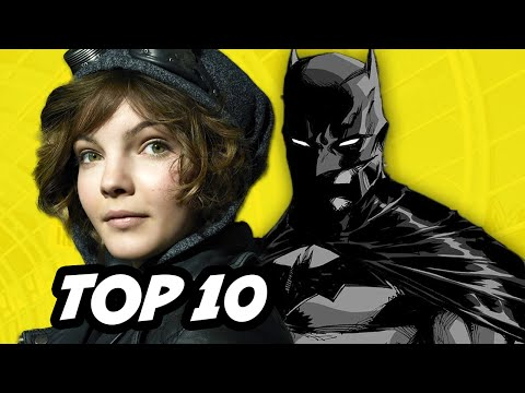 Gotham Episode 1 - Top 10 Batman Easter Eggs