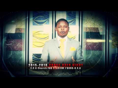 2015-2016 Crossover Night with Prophet Shepherd Bushiri @ FNB Stadium South Africa
