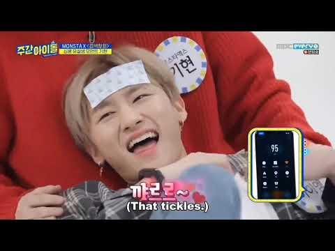 Monsta X Try Not To Laugh Challenge #4 / 몬스타엑스 웃음 참기 #4