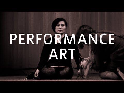 An Introduction to Performance Art | TateShots