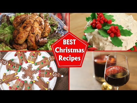 BEST Christmas Recipes - 7 Easy Christmas Recipes 2018 - Dinner Recipe Ideas For Christmas Eve