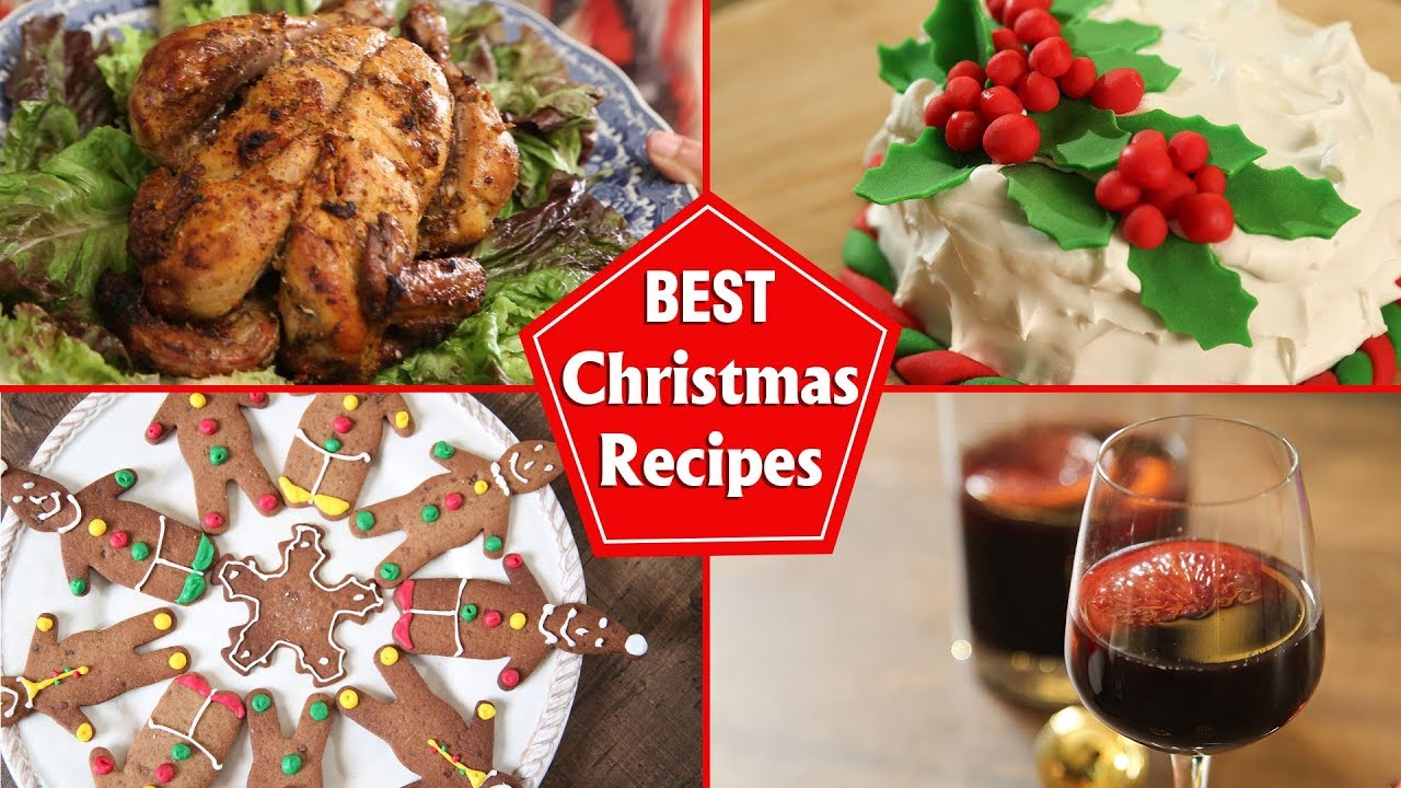 BEST Christmas Recipes - 7 Easy