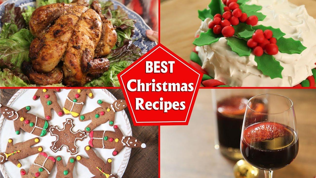 Christmas Eve Dinner Ideas.Best Christmas Recipes 7 Easy Christmas Recipes 2018 Dinner Recipe Ideas For Christmas Eve