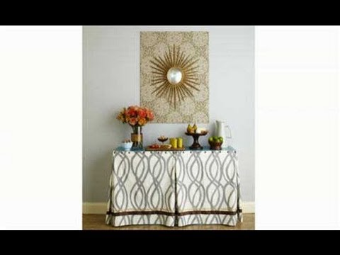how-to-decorate-a-buffet-table