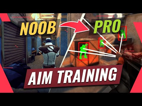How To AIM Like The PROS In Valorant (Drills, Sensitivity, Tips & More)