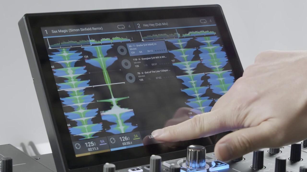 Denon DJ Prime 4 Tutorial Part Four – Touchscreen Operation & Overview