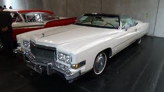 1974 - Cadillac Eldorado Cabrio - Exterior and Interior - Classic Expo Salzburg 2015