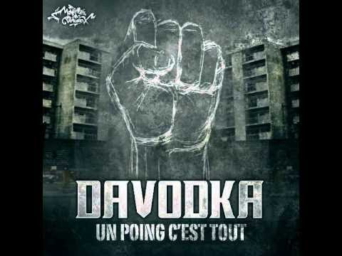 Davodka - Un Poing C'est Tout (Audio Officiel)