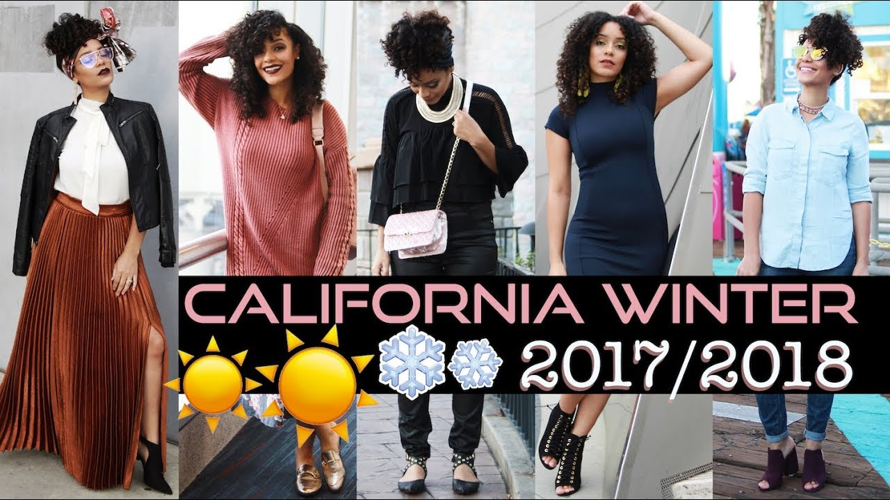 [VIDEO] - LOS ANGELES WINTER LOOKBOOK 2017/2018 Feat. SOLE OF BRASIL & CARRANO | Kytia L'amour 1