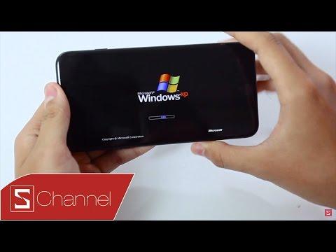 Schannel - Khi iPhone 7 chạy Windows XP: Chuyện gì sẽ xảy ra?