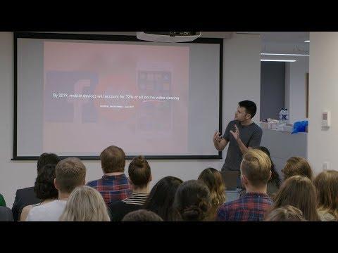 The Digital Video Landscape - Al Hutchison