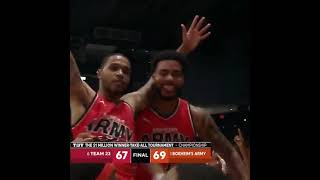 HE DRILLED THE GAME-WINNER TO WIN 1 MILLION DOLLARS! 🔥 | #shorts