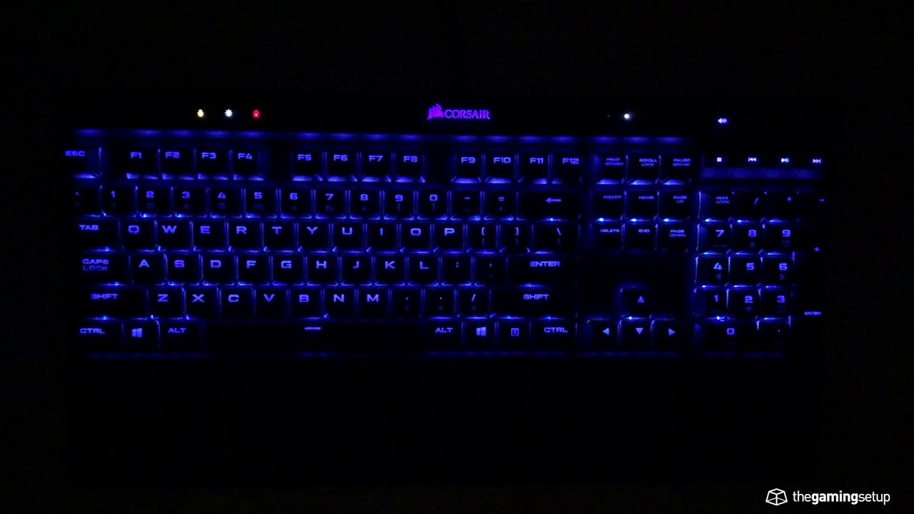 Corsair K70 RGB Mk 2 & SE Review - Features over feel