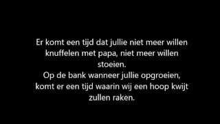 Ali B ft. Ruben Annink - Terwijl jullie nog bij me zijn LYRICS