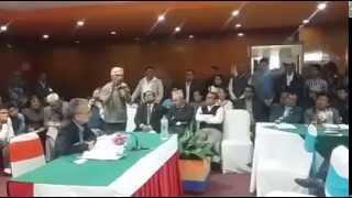 khagendra Sangraula speech about Nakabandi