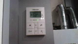 Скачет температура воды СО котел Navien