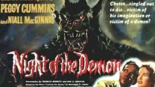 Night Of The Demon/Curse Of The Demon Publicity Gallery