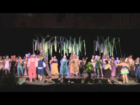 Miami Trace High School Presents Shrek The Musical (Act Two)