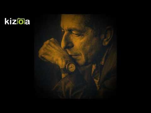 Traveling Light by Leonard Cohen w/ Lyrics