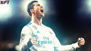 Cristiano Ronaldo - Rockabye | Skills & Goals 2017-2018 |4K