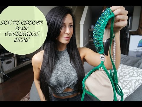 BPS | Choosing A Competition Suit, How to Wear Your Hair, Announcement