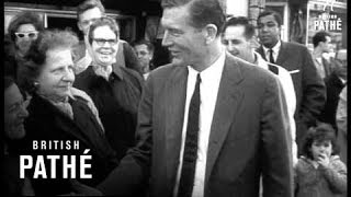 John Lindsay Becomes Mayor Of New York  (1965)