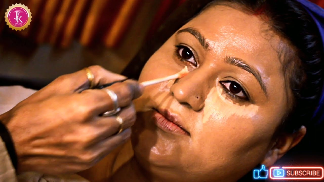 Indian Middle Aged Makeup    Middle Aged Party Makeup    Hd Party Makeup    Simple Party Makeup