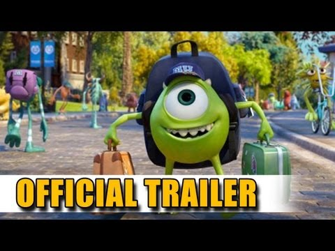 Monsters University 'The Rivalry'