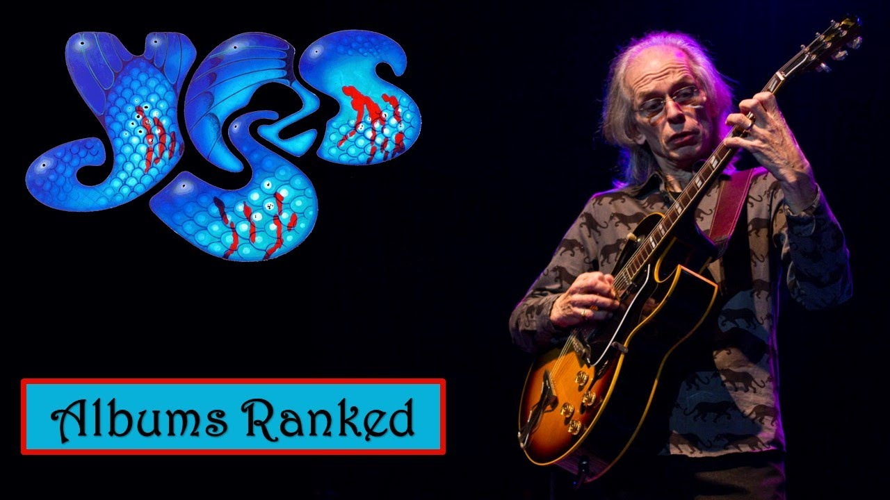 YES: Worst to Best | Albums Ranked