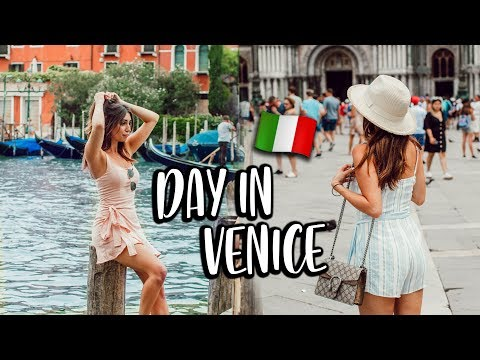 OUR LAST DAY IN VENICE! Goodbye Italy :(