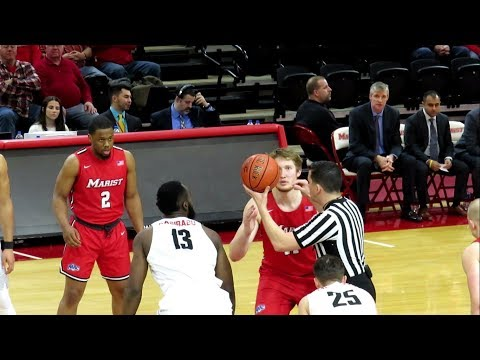 Fairfield Stags Vs Marist Red Foxes - Men's Basketball Game - Video Highlights - February 02, 2019