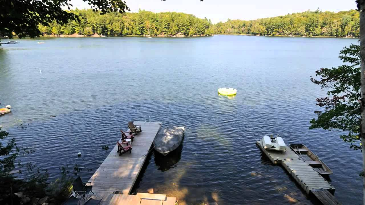 recently renovated waterfront cottage on otter lake dorset ontario rh youtube com cottages in dorset ontario Dorset Ontario Map