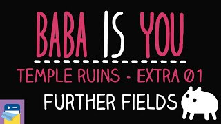 Baba Is You: Further Fields - Temple Ruins Level Extra 01 Walkthrough (by Arvi Teikari / Hempuli)